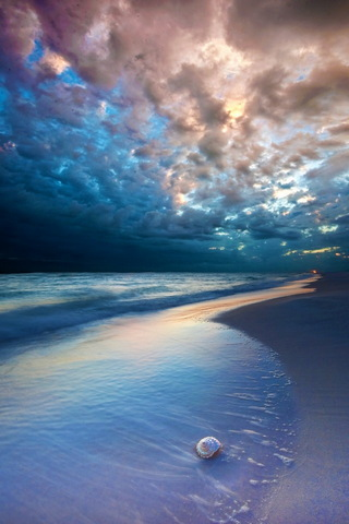 Muhteşem plaj