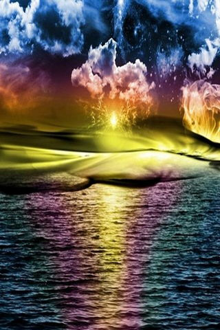 Fantazy Sunset