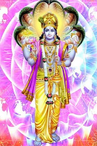 Supreme God vishnu