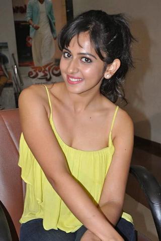 Cute Rakul Preet Singh