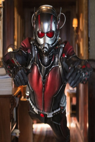 Ant Man Hero