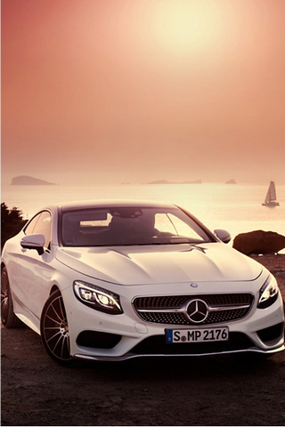 Mercedes S Class Coupe S63 Amg