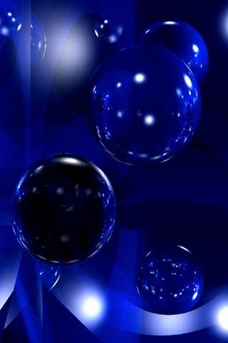 Bola Biru
