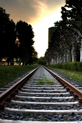 Demiryolu Yolu