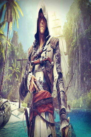 Assassins Creed Black Flag Edward Kenway