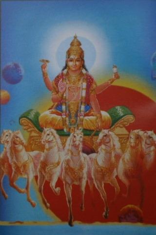 सूर्य हिंदू देव