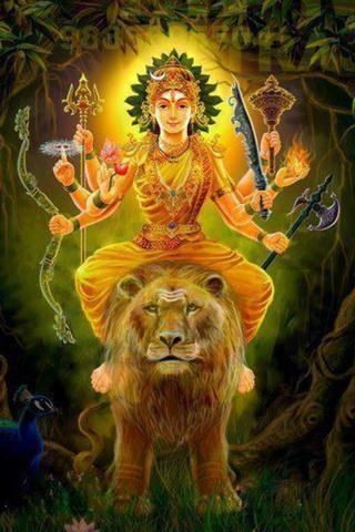 Adishakti Durga