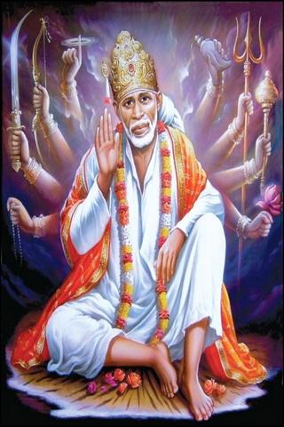 Sai Baba Look
