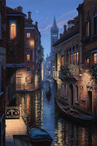 Venice Night