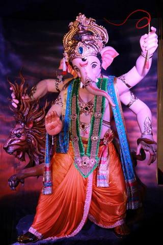 Индусский Бог Ганеш