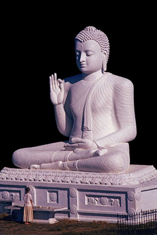 Buddha God