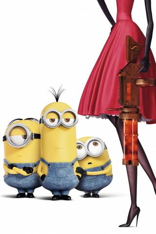 Three Minions