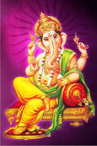 Chúa Ganesha