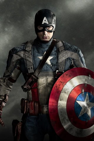 Capitaine Amérique