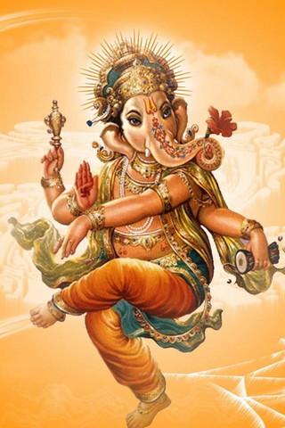 Hindu tanrı Ganesha