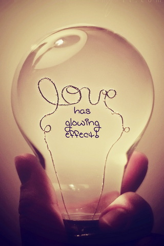 Любовная лампа