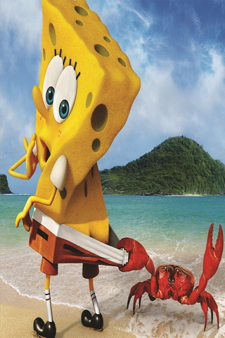 Spongebob Squarepants 2