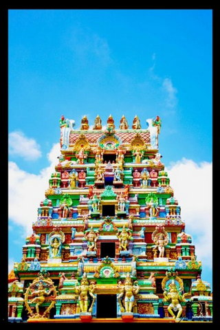 Great Hindu Temple