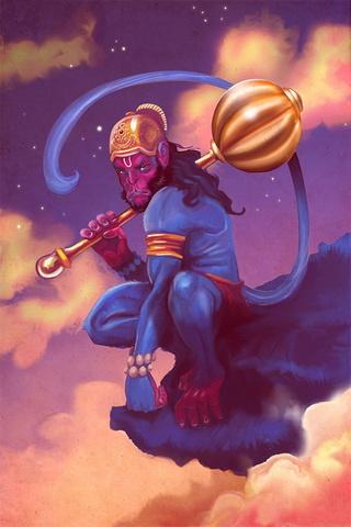 Dieu Hanuman