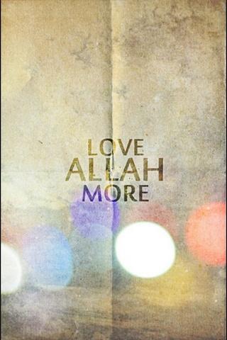 Allah'ı sev