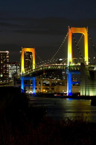 Jembatan Rainbow Tokyo