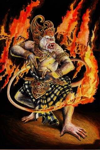 Strongest Lord Hanuman