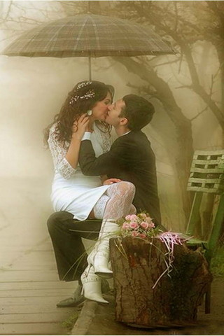 Romance In Rain