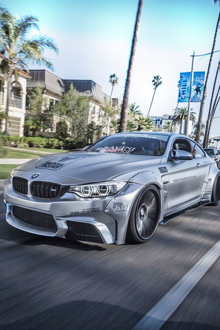 BMW M4 Tuned