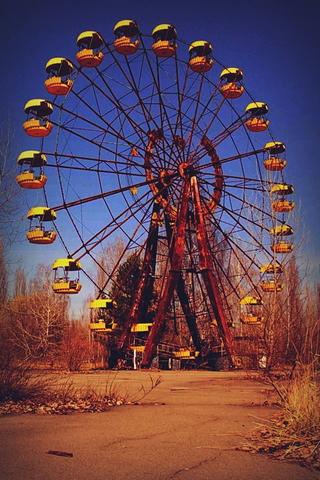 ล้อ Ferris Pripyat