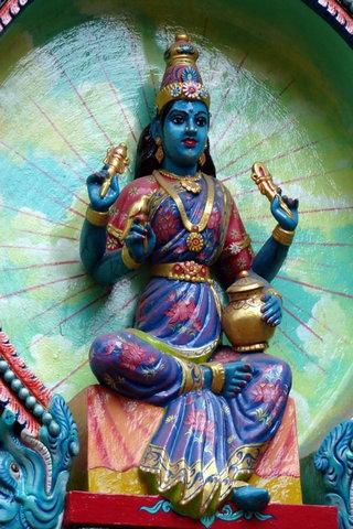 हिंदू शिव मूर्ती