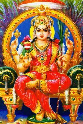 Ngồi Parvati