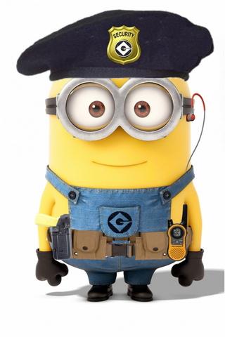 Polisi Minion