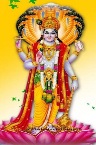 Narayana God