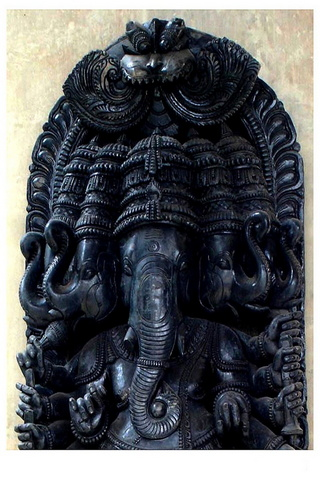 Dark Lord Ganesh