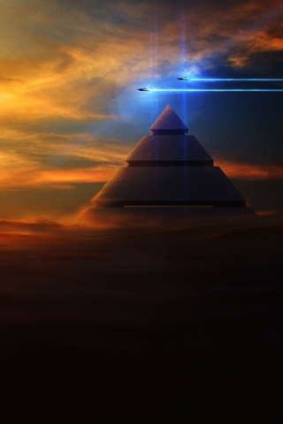 Pyramid Fantasy