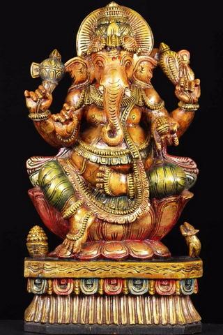 Patung Tuhan Hindu