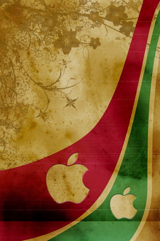 Apple vintage Style