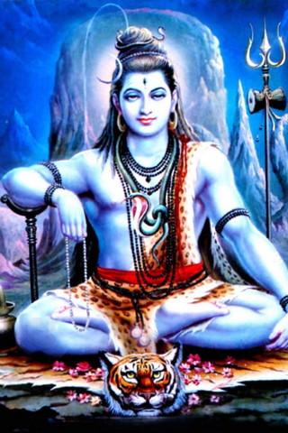 上帝湿婆Shivratri
