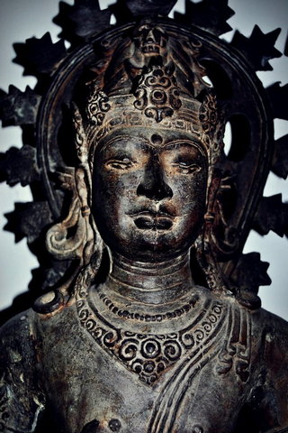 Hindu Old Statue