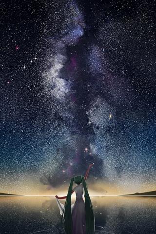 Voce del cielo stellato