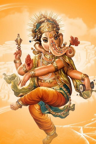 الهندوس الله غانيشا