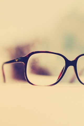 Hipster-Brille