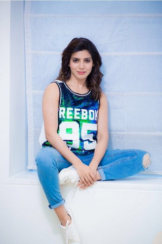 Actress Samantha