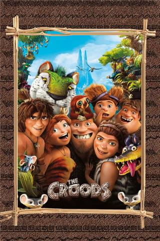 The Croods 640х960