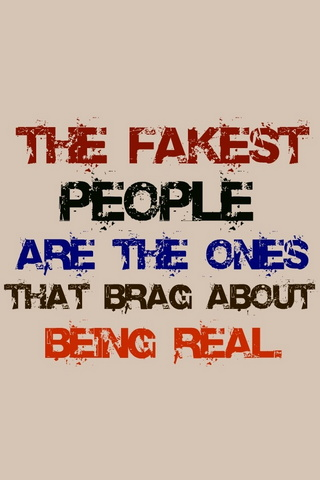 Fakest People