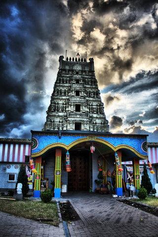 힌두교 사원 Hamm