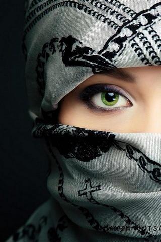 हिरव्या डोळा