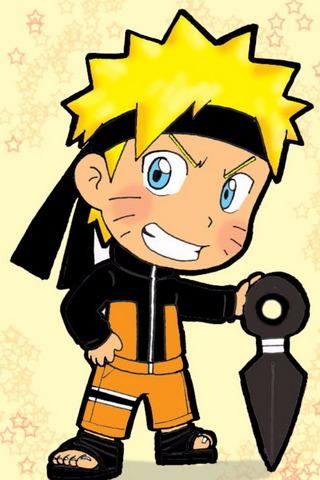 Anh Naruto Chibi