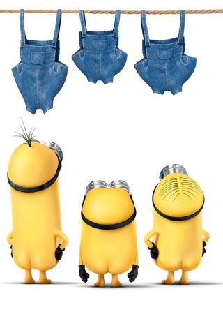 웃긴 Minions