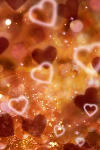 Abst Hearts